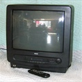 "TV/VCR Combo 20""Color"