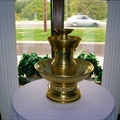 Beverage Fountain - 3 Gal Gold