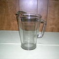 Pitcher - 2 Qt Glass