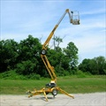 Boom Lift - 37' (43' WH) Towable