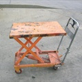 Lift Table - Hydraulic Cart