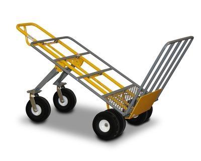 Rental - Dolly 2/4 Wheel Multi-Mover