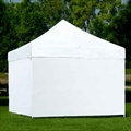 Pop Up Tent Side - 10' Solid