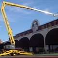 Boom Lift - 55' (61' WH) Towable