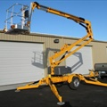 Boom Lift - 45' (51' WH) Towable